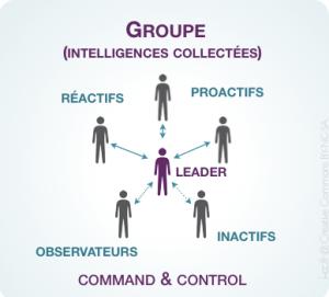 Groupe en Intelligences Collectées