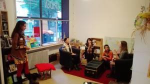 Atelier d'intervision au CRIDEV