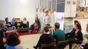 CNV et théâtre forum - CRIDEV - Rennes - 11/05/17